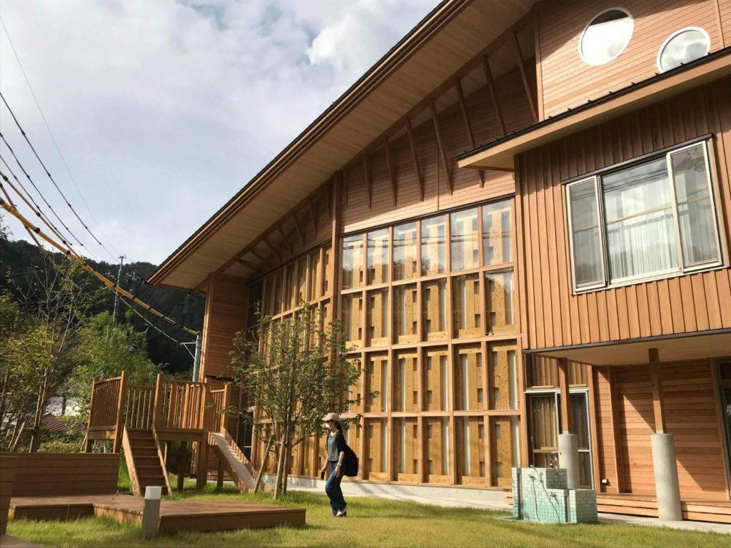 西粟倉村図書館